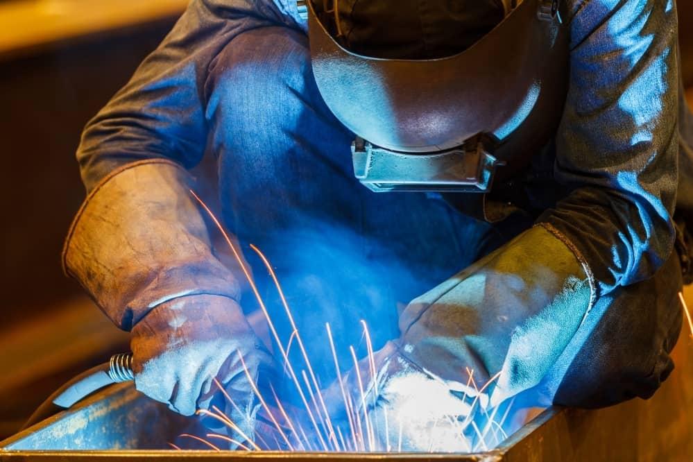 Gas for MIG Welding Mild Steel
